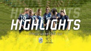 HIGHLIGHTS | Huddersfield Town Women v Derby County Women