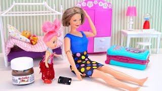 Потеряла Бабушкин Iphone 11  Что Теперь Будет? Мультик для детей #Барби Куклы IkuklaTV