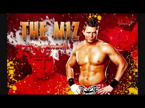 The Miz Theme (I Came To Play) Arena Effects