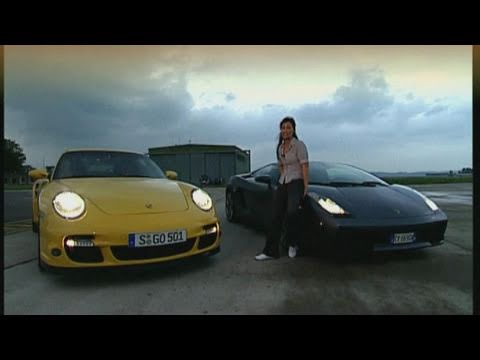 lamborghini gallardo vs porsche 911 turbo youtube. Black Bedroom Furniture Sets. Home Design Ideas