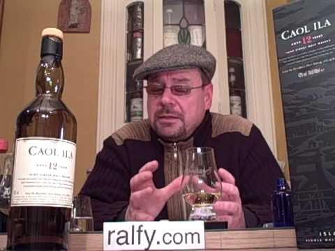whisky review 94 - Caol Ila 12yo