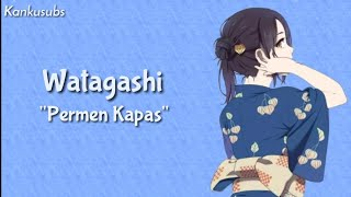 Cover images Lagu Jepang enak | Watagashi - back number (Lirik + Terjemahan Indonesia)
