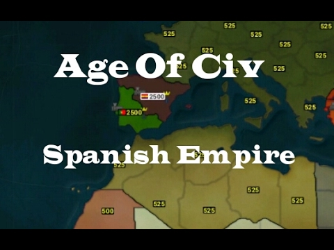 Map Of Spain For Android.Age Of Civilization Android Gameplay Spain Vs The World Who Will Win Ww2 Scenario