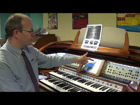NEW Lowrey USB Software Pack - 'Just For You' (Part 1)