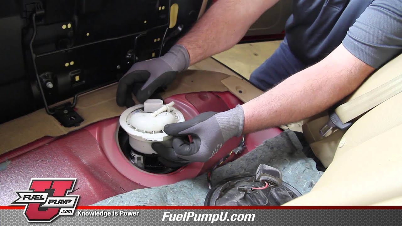 How To Install Fuel Pump Assembly E8738m In A 2006 2010