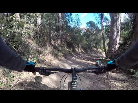 Redwood Regional Park mountain biking