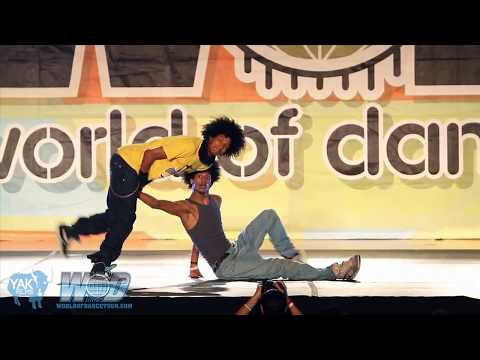 Видео, LES TWINS World of Dance San Diego 2010 WOD  YAK FILMS
