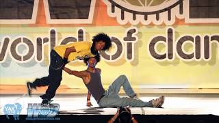 LES TWINS World of Dance San Diego 2010 WOD | @yakfilms