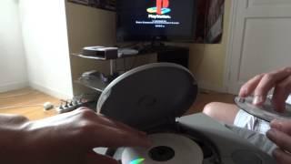 Tuto: Comment lire un jeu gravé sur une Playstation non pucée