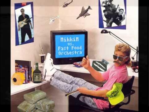 MikkiM vs. Fast Food Orchestra- Many Drugs