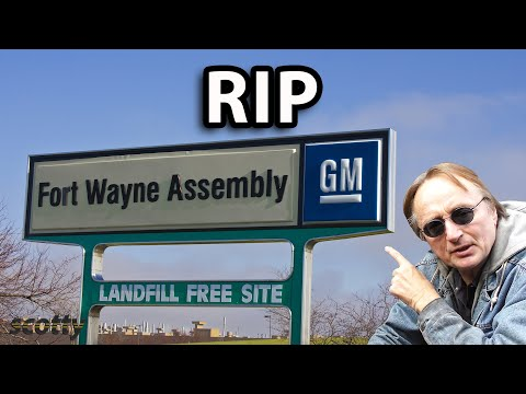 GM is Leaving America and Moving Here