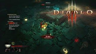 Diablo III: Ultimate Evil Edition - PlayStation 4 Gameplay