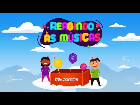 Crianças reagindo às músicas - Palco MP3