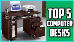 Top 5 Best Computer Desks 2019 - Best Buy Computer Desk