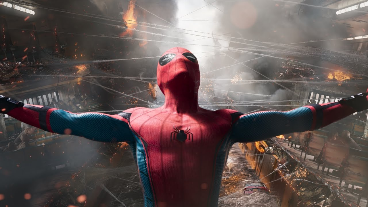 Человек-Паук: возвращение домой - третий трейлер