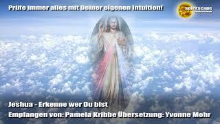 Jeshua - Erkenne wer du bist (meditative Lesung)