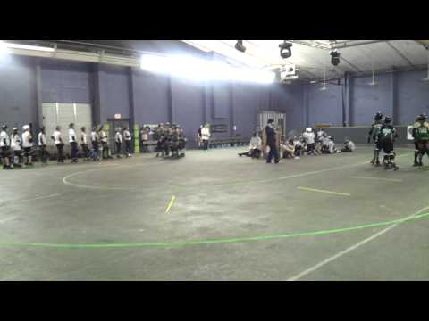 The Classic City Roller Girls Season Finale Intro