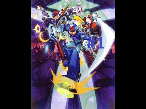 Misc Computer Games - Megaman X8 - Jakob Elevator Theme