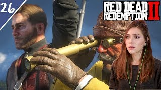 A Fork In The Road Feeling Emotional Red Dead Redemption 2 Pt 26 Marz Plays