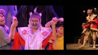 流山児☆事務所 音楽劇『だいこん・珍奇なゴドー』 ついに本日千穐楽! ☆...