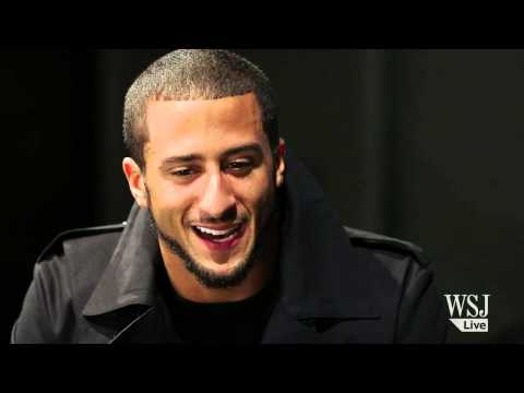 Colin Kaepernick Discusses Super Bowl, and More | Super Bowl XLVIII