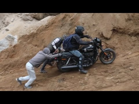 Bikes Stuck On Off Road in Last Village of India | ep.02