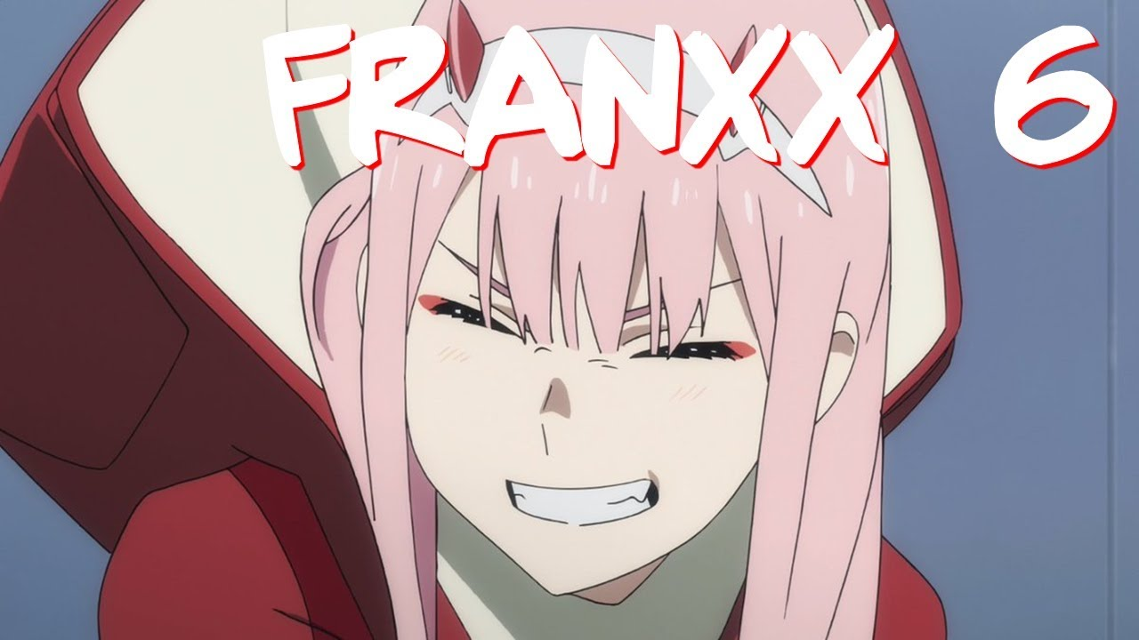 Darling In The Franxx Stream