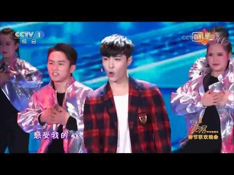 【LAY/張藝興】【Huang Bo/黄渤 】【 William Chan/陳偉霆 】- 最好的舞台 2018 CCTV-1 CHINESE NEW YEAR EVENT.