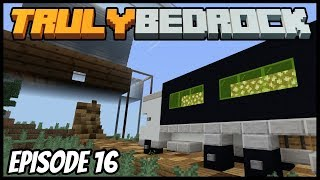 I CAN MAKE IT! - Truly Bedrock (Minecraft Survival Let's Play) Episode 16