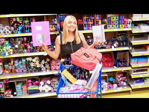 Chasse Aux Fournitures Scolaires 2019 Rose & Girly | Sophie Fantasy