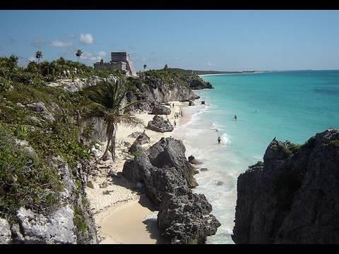 Messico, Tulum: mare caraibico e Maya