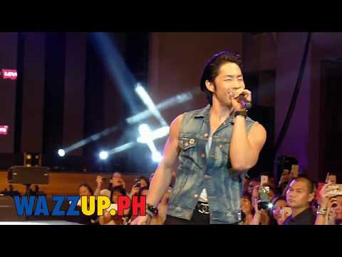Part 1 Vanness Wu Live at  Levis Event