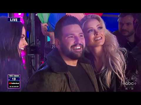 Dick Clark's New Year's Rockin' Eve with Ryan Seacrest 2019 Ball Drop New York HD 720p Mp3