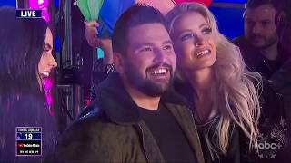 Tv broadcaster ryan seacrest and actress jenny mccarthy host the annual new year's eve festivities from york city, while multiplatinum music star ciara h...