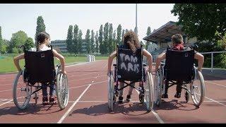 L'Intégrathlon, pour réunir sur les mêmes terrains de sport les publics avec et sans handicap