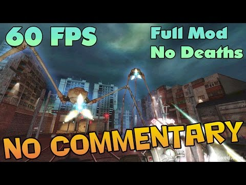 Half-Life 2: Transmissions Element 120 (Steam Version)  - Full Walkthrough 【NO Commentary】