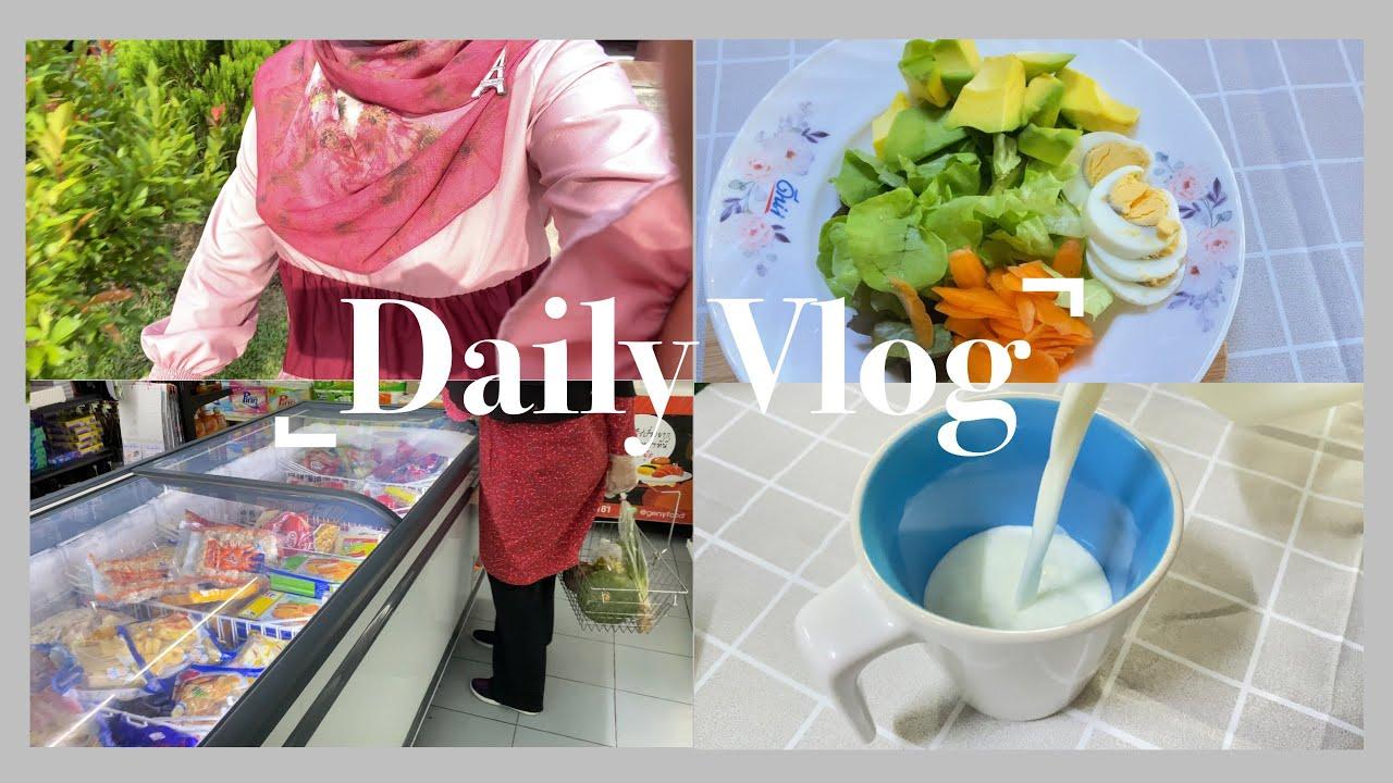 Daily Vlog เข้าโรงเรียน / เข้าเมือง / อาหารมื้อค่ำ