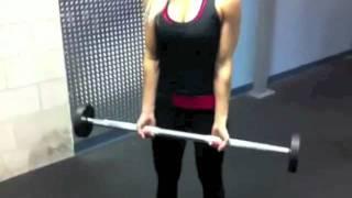 Flavia Delmonte on 3 Back Exercises