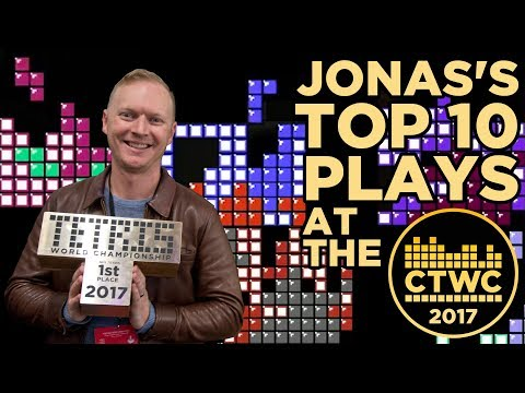 Jonas's Top 10 Plays at the 2017 CTWC