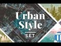 Urban Style Set -  Filmora Effects Store