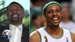 Is Paul Pierce telling 'The Truth' about his wheelchair bathroom confession? | Jalen & Jacoby