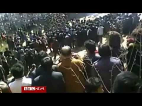 BBC News: The Human Torches of Tibet