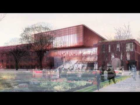 New Trier High School Design Concept