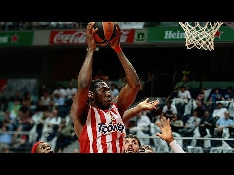 2013-14 Euroleague Best Defender: Bryant Dunston, Olympiacos