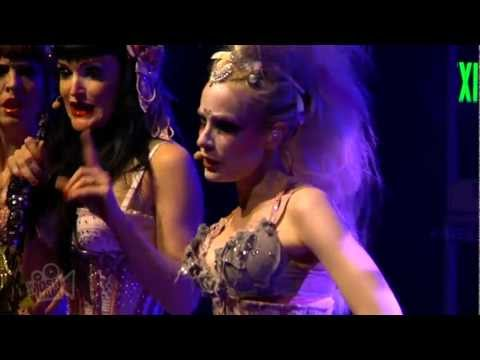 Emilie Autumn - The Art Of Suicide   (Live in Los Angeles) | Moshcam