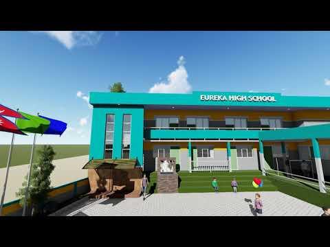 Eureka High School by INEX pvt.ltd
