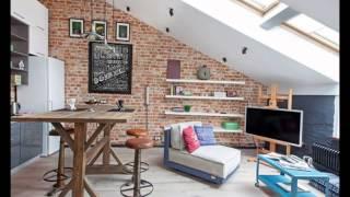 видео Интерьер гостиной и интересный дизайн комнаты с лестницей в картинках в стиле модерн