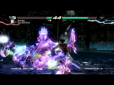 Tekken 6 - Final Boss