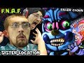 FGTEEV JUMP SCARED! FIVE NIGHTS AT FREDDY'S 5 SISTER LOCATION #1 (FGTEEV Re-Upload Gameplay)