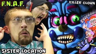 Download FGTEEV JUMP SCARED! FIVE NIGHTS AT FREDDY'S 5 SISTER LOCATION #1 (FGTEEV Re-Upload Gameplay) Mp3 and Videos